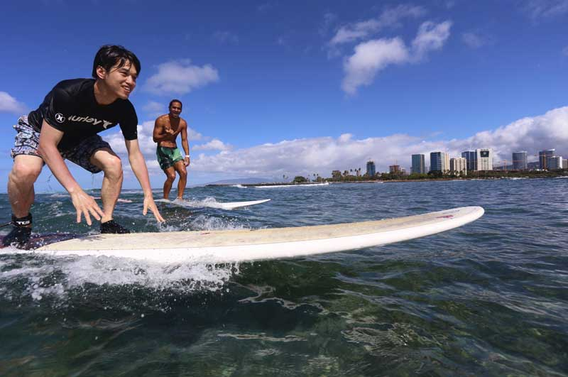 Surfer Girl Academy surf school - Full Day Tour